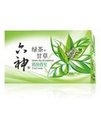 六神清凉香皂(甘草+绿茶)