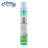 天线宝宝ttbaby婴儿亲子洗发沐浴露大容量家庭装天然原生草本1.2L