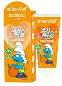 艾芭薇erbaviva蓝精灵儿童牙膏(乳牙)甜橙味