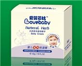爱婴芭比婴儿滋润保湿霜50g