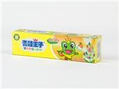青蛙王子健齿防蛀儿童牙膏(柠檬)