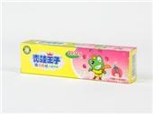 青蛙王子健齿防蛀儿童牙膏(草莓)