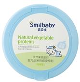 爽贝比天然果蔬蛋白婴儿玉米热痱爽身粉(去痱型)140克