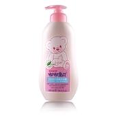 嘟嘟宝贝DODO幼儿洗发沐浴露(二合一)(牛奶+草本精华)420ml