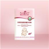 芷御坊天然茶皂素抑菌沐浴粉 8gx10袋
