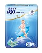 ABC's BB纸尿裤加大号18片