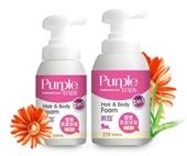 紫娃宝宝洗发沐浴二合一
