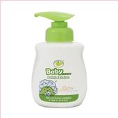 鳄鱼宝宝橄榄婴儿洗发露