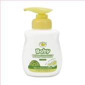 鳄鱼宝宝橄榄婴儿舒润洗发沐浴露