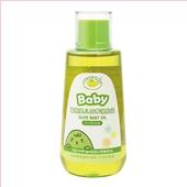 鳄鱼宝宝橄榄婴儿四季润肤油