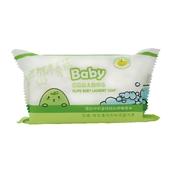 鳄鱼宝宝橄榄婴儿洗衣皂