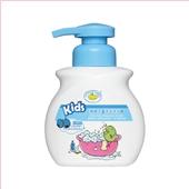鳄鱼宝宝橄榄儿童洗发沐浴露