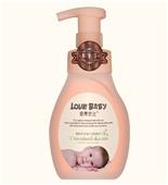 爱婴芭比婴儿健肤洗手液