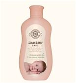 爱婴芭比婴儿滋养润肤乳