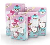 贝因美Hello Kitty 薄くて柔らか纸尿裤