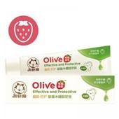 加菲猫婴童木糖醇牙膏(草莓香型)