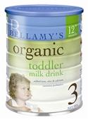 贝拉米3段有机幼儿配方奶粉(澳洲版)