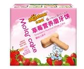 贝斯美草莓营养磨牙饼