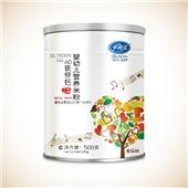 亨利元婴幼儿营养米粉-AD铁锌钙500g
