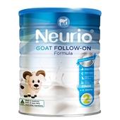 纽瑞优较大婴儿配方羊奶粉