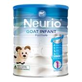 纽瑞优婴儿配方羊奶粉