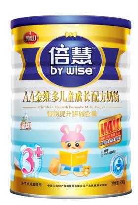 AA金维多婴幼儿配方奶粉