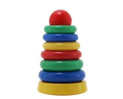 NUK 层层圈 学习玩具