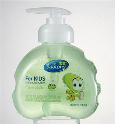 宝宝果蔬奶瓶清洁露