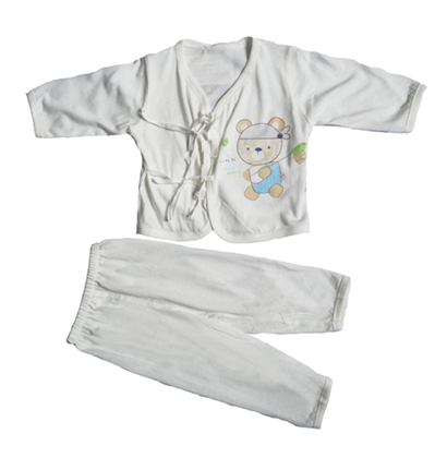 婴比迪莫代尔合同套(两用裤)