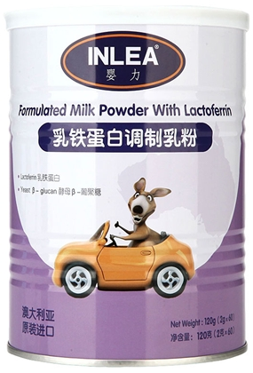 INLEA婴力乳铁蛋白调制乳粉