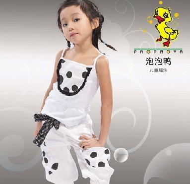 泡泡鸭儿童服饰
